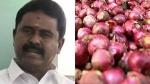 இன்னும் 45 நாள் பொறுத்துக்கங்க... வெங்காயம் விலை குறைஞ்சிடும்- அமைச்சர் காமராஜ்