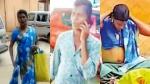 ஜாக்கெட், புடவை, தலையில் பூ..  சாயந்தரமாச்சுன்னா.. மறைவிடம் தேடி ஓடும் ராஜாத்தி.. இது வேற லெவல்!