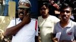 ஃபைன் மட்டும் போடறீங்க.. ரசீது எங்கே.. பைக்கில் வந்தவர் வாக்குவாதம்.. வைரலான வீடியோ.. எஸ்ஐ சஸ்பெண்ட்