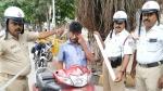 ஒரே நேரத்தில் 70 டிராபிக் ரூல்ஸ் பிரேக்.. பைக் விலைக்கு ஈடாக அபராதம்.. ஸ்டன்னான மஞ்சுநாத்