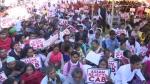 குடியுரிமை சட்ட திருத்த மசோதாவுக்கு எதிராக அஸ்ஸாமில் பிரமாண்ட போராட்டம்