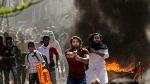 டெல்லியில் சிஏஏ வன்முறை... போலீஸ்காரர் உள்பட 2 பேர் பலி..  துணை கமிஷ்னர் காயம்