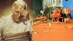 இந்தியன் -2 படப்பிடிப்பு  தளத்தில் கிரேன் அறுந்து விழுந்து விபத்து- 3 பேர் பலி