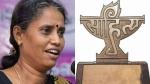 கே.வி. ஜெயஶ்ரீக்கு சிறந்த மொழிபெயர்ப்பாளருக்கான சாகித்ய அகாடமி விருது