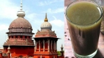 அனைவருக்கும் கபசுர கசாயம் வழங்க உத்தரவிட முடியாது: சென்னை உயர்நீதிமன்றம்