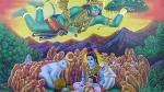 லட்சுமணன் உயிர் காக்க சஞ்சீவி மலை பெயர்த்து வந்த அனுமன் - ராமாயணத்தில் சுவாரஸ்யங்கள்