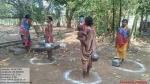 கொரோனா: தனிநபர் இடைவெளியை அக்கறையுடன் பின்பற்றும் ஒடிஷா திராவிடர் பழங்குடிகள்
