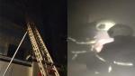 மும்பை: 5 மாடி ஹோட்டலில் திடீர் தீ விபத்து.. சிக்கித் தவித்த 25 டாக்டர்களை மீட்ட தீயணைப்பு வீரர்கள்
