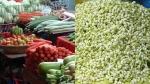 திருச்சியிலிருந்து சிங்கப்பூர், மலேசிய நாடுகளுக்கு 100 டன் காய்கறி, மலர்கள் ஏற்றுமதி