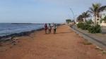 67 நாட்களுக்கு பிறகு திறக்கப்பட்ட புதுச்சேரி கடற்கரை சாலை.. பொதுமக்கள் ஹேப்பி