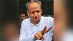 தொடங்கியது ஆட்டம்.. 107 எம்எல்ஏக்கள் ரிசார்ட்டில் தங்கவைப்பு.. ஆட்சியை காக்க அசோக் கொலட் மும்முரம்!