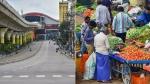 பெங்களூரு லாக்டவுன் - மளிகை, காய்கறி, இறைச்சி கடைகள் காலை 5 மணி முதல் பகல் 12 மணிவரை மட்டுமே திறப்பு