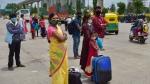 பெங்களூருவில் நாளை முதல் ஜூலை 22 வரை மீண்டும் லாக்டவுன் அமல்-சொந்த ஊர்களுக்கு படையெடுத்த மக்கள்