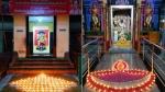 ஆடிவெள்ளிக்கிழமை : தன்வந்திரி ஆரோக்கிய பீடத்தில் 16 அம்மன்களுக்கு 1008 நெய் தீப வழிபாடு