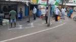 ஞாயிறுதானே லாக்டவுன் நாங்க சனிக்கிழமையே கறி வாங்கிட்டோம்ல - விசிலடிக்கும் குக்கர்கள்