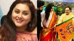 Exclusive: பாஜகவில் பதவி... நானே எதிர்பார்க்காத ஒன்று.. சர்ப்ரைஸ் ஆக இருந்தது -நமீதா 'பளிச்' பேட்டி