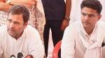 உதறிய சச்சின்... சமாதானம் செய்த ராகுல் பிரியங்கா... நோட்டீஸ் அனுப்பிய ராஜஸ்தான் போலீஸ்!!