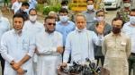 அதிருப்தி எம்எல்ஏக்கள்...குறைகளை நிவர்த்தி செய்வேன்... அசோக் கெலாட் உறுதி!!