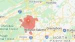 அமெரிக்காவின் வடக்கு கரோலினாவில் 96 ஆண்டுகளுக்கு பின் சக்திவாய்ந்த நிலநடுக்கம்