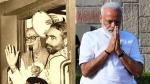 அன்று மைக் பிடித்தார்.. இன்று அடிக்கல் நாட்டுகிறார்.. ராமர் கோவிலும்.. மோடியின் 30 வருட சபதமும்!