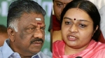 எல்லா பிரச்சினைக்கும் காரணம் ஒ.பி.எஸ் தான்.. அவர் நடத்திய தர்மயுத்தம் தான்..  ஜெ.தீபா பரபர பேட்டி