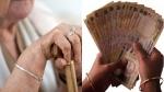 முதியவர்களுக்கு வரப்பிரசாதமாக அமைந்த ஓய்வூதியம் - லாக் டவுன் காலத்தில் வீடு தேடி வரும்