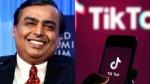 இது லிஸ்ட்லேயே இல்லையே.. இந்தியாவில் TikTokஐ கொண்டு வர செம பிளான்.. அம்பானி உதவியை நாடும் பைட்டான்ஸ்