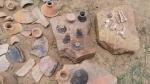 விழுப்புரத்தில் கிமு 3-ம் நூற்றாண்டு தமிழர்களின் முதுமக்கள் தாழிகள், மண் குடுவைகள் கண்டெடுப்பு