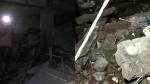 மகாராஷ்டிராவில் சரிந்து விழுந்த 3 அடுக்கு கட்டடம்.. இடிபாடுகளில் சிக்கிய 5 பேர் பலி