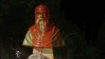 திருச்சியில் பெரியார் சிலைக்கு காவி சாயம்.. போலீஸில் புகார்