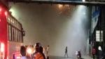 பயங்கர சத்தத்துடன்.. தொப்பென சரிந்து விழுந்த 5 மாடி கட்டிடம்.. சென்னையில் பரபரப்பு