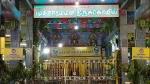 குலசேகரன்பட்டினம் முத்தாரம்மன் கோவிலில் சூரசம்ஹாரம்.. கோவில் வளாகத்தில் நடைபெற்றது