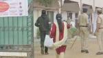 பெரும் எதிர்பார்ப்புடன் ஹைதராபாத் மாநகராட்சி தேர்தல்.. காலை 7 மணிக்கு தொடங்கியது வாக்கு பதிவு