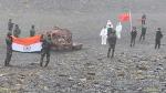இந்தியா- சீனா இடையேயான 9-வது சுற்றுப் பேச்சு- எல்லைகளில் படைகளை விரைவாக விலக்க இருதரப்பும் ஒப்புதல்!