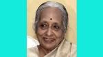 சென்னை அடையாறு புற்றுநோய் மருத்துவமனை தலைவர் டாக்டர் வி.சாந்தா 93 காலமானார்