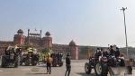 குடியரசு தின டிராக்டர் பேரணி... செங்கோட்டையில் ஏற்பட்ட வன்முறை... தேச துரோக வழக்கு பாய்ந்தது
