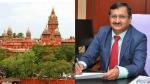 சூரப்பாவுக்கு எதிரான விசாரணை ஆணையத்தின் அறிக்கை மீது இறுதி முடிவு எடுக்ககூடாது- ஹைகோர்ட்