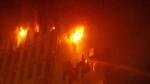 கொல்கத்தாவில் ரயில்வே கட்டடத்தில் பயங்கர தீவிபத்து.. தீயணைப்பு வீரர்கள் உள்பட 7 பேர் பலி