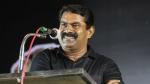 இப்பவே அதிகாரத்தை கொடுங்க... சக்கரநாற்காலியில் உட்கார்ந்த பிறகு கொடுக்காதீங்க - சீமான்