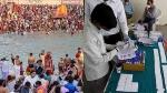டெல்லி, மகாராஷ்டிராவில் ஒரே நாளில் 91,500 பேருக்கு கொரோனா.. கும்ப மேளாவுக்கு செல்லாதீர்- மத்திய அரசு