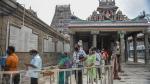 இன்று தமிழ் புத்தாண்டு.. கோயில்களில் சிறப்பு வழிபாடு... கொரோனா நெறிமுறைகளை பின்பற்ற வேண்டுகோள்