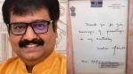 ஒரே நாளில் பிறந்ததினம்: 2ம் வகுப்பு படிக்கும்போது கடிதம் எழுதிய விவேக்.. பதில் போட்ட இந்திரா காந்தி