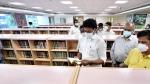 கல்வி டிவி, அண்ணா நூலகத்தில் அதிரடி ஆய்வு.. முதல் நாளிலேயே சபாஷ் வாங்கிய அமைச்சர் அன்பில் மகேஷ்