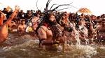 உத்தரகண்ட்டில் ஒரே மாதத்தில் 1800% அதிகரித்த கொரோனா..  சூப்பர் ஸ்ப்ரெட்டரான கும்பமேளா.. ஷாக் தகவல்