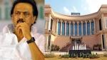 ஸ்டாலினின் முதல் சட்டசபை கூட்டம்.. சட்டசபை கட்டிடத்தில் இல்லை.. கலைவாணர் அரங்கில்.. இதுதான் காரணம்!