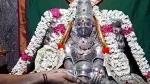அட்சய திருதியை நாளில் வாலாஜபேட்டை லட்சுமி குபேரருக்கு ஒரு லட்சம் காசுகள் அபிஷேகம்