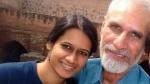 சிறைவாசம் அனுபவிக்கும் 'பிஞ்ச்ரா தோட்' நடாஷா நர்வாலின் தந்தை கொரோனாவுக்கு பலி