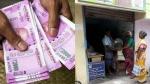 தமிழகத்தில் கொரோனா நிவாரண நிதி ரூ2,000 பணி வழங்கும் பணி தொடங்கியது!