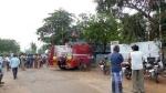 கடலூர் சிப்காட் ரசாயன ஆலையில் தீ விபத்து... 4 பேர் உயிரிழப்பு... 20 பேருக்கு மூச்சுத்திணறல்..!