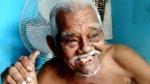 கொரோனா காலத்திலும் தஞ்சாவூரில் தன்னம்பிக்கை தரும் 115 வயதான மிட்டாய் தாத்தா - ஆலோசனையை கேளுங்க